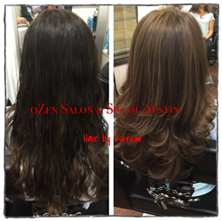 Ozen Salon and Spa of Austin